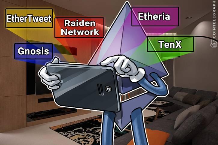 اتریوم Ethereum و رِیدن Raiden