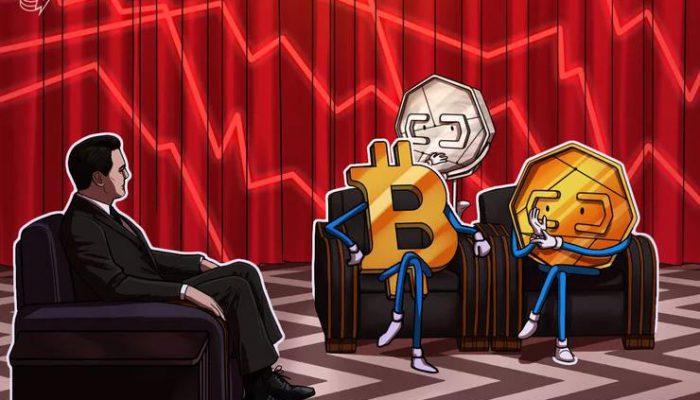 آیا روند صعودی شکسته شده است ؟ سقوط بیت کوین (Bitcoin) به کمتر از 10 هزار دلار و افزایش طمع بازار به بالاترین سطح طی 6 ماه
