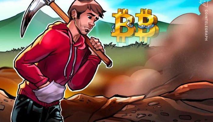 یک ماینر بیت کوین (Bitcoin) کیف پول قدیمی خود مربوط به سال 2010 که حاوی هشت میلیون دلار بوده است را یافته و قبل از سقوط قیمت آنها را به فروش رسانده است