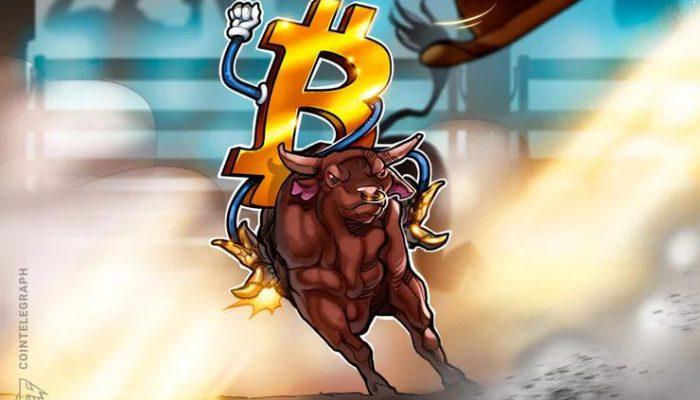 با تلاش معامله گران برای تبدیل سطح 6400 دلار به سطح پشتیبانی ، قیمت بیت کوین (Bitcoin) روند صعودی را در پیش گرفته است