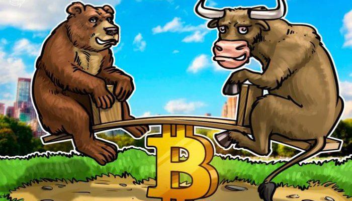 بیت کوین (Bitcoin) روند صعودی را آغاز کرده است اما همچنان ممکن است قیمت بیت کوین (BTC) به 3.9 هزار دلار برسد