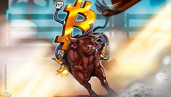 قیمت بیت کوین (Bitcoin) همچنان افزایش می یابد اما برای شروع بازار صعودی باید به 8 هزار دلار برسد