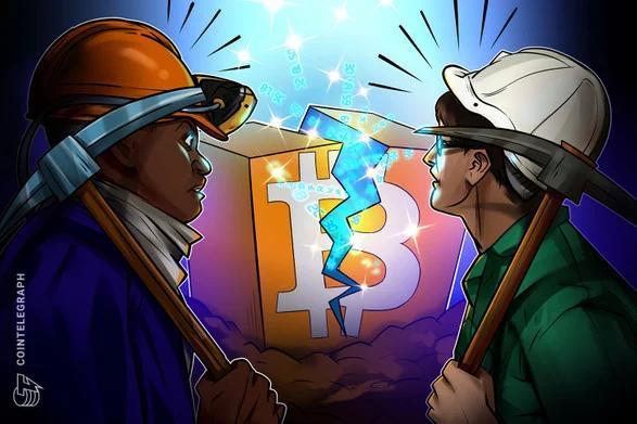 مؤسس دیکرد (Decred) می گوید: هالوینگ بیت کوین (Bitcoin) ماینرها را برای فروش با قیمت دوبرابر تشویق می کند