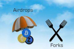تفاوت فورک ها (Fork) و ایردراپ های (Airdrop) کریپتوکارنسی در چیست؟