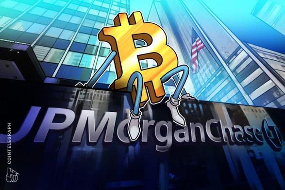 ارائه خدمات بانکی جی پی مورگان (JPMorgan) به اکسچنج های کریپتوی کوین بیس (Coinbase) و جمینی (Gemini)