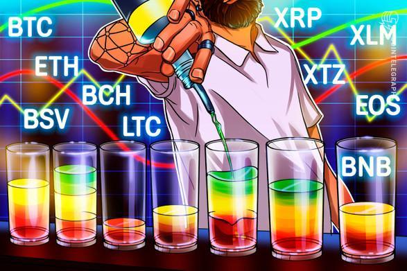 آنالیز قیمتی بیت کوین (BTC) و اتریوم (ETH) در هفته آخر اردیبهشت 99
