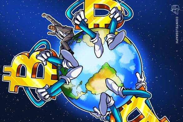 """رشد """"نمایی"""" حجم می تواند موجب تطبیق بیت کوین (Bitcoin) با دارایی های کلان شود"""