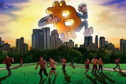 """بلومبرگ: """"بیت کوین (Bitcoin) امسال به اوج قیمتی در حدود 20،000 دلار دست خواهد یافت"""""""
