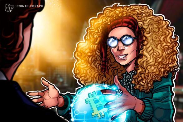 یکی از تحلیلگران پیش بینی کرده است روند صعودی بعدی ، بیت کوین (Bitcoin) را به 150 هزار دلار و اتر (Ether) را به 9 هزار دلار سوق می دهد