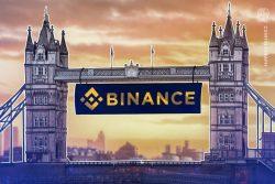 بایننس (Binance) در صدد راه اندازی پلتفرم معاملاتی برای سرمایه گذاران نهادی و خرده فروش در بریتانیا