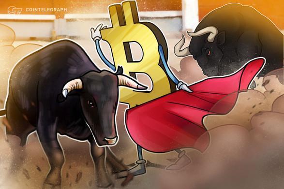 مدل جدید پیش بینی قیمت بیت کوین (Bitcoin) احتمال وقوع روند صعودی طی یک ماه آینده را نشان می دهد