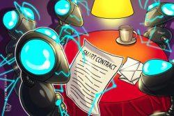 پتانسیل محدود قراردادهای هوشمند بدون سنسورهای اینترنت اشیاء (IoT)