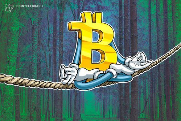"""چانگپنگ ژائو (Changpeng Zhao) مدیر عامل شرکت بایننس (Binance): """"بیت کوین (Bitcoin) اخیرا به شدت ثابت بوده است """""""