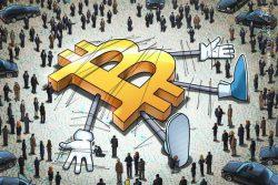 سقوط بازارهای سهام می تواند مسیر صعودی قیمت بیت کوین (Bitcoin) را در سطح 11.3 هزار دلاری متوقف کند