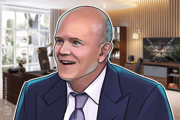 نووگراتز (Novogratz) می گوید پیروزی بایدن (Biden) و هریس (Harris) به نفع کشور است اما برای بازارها خبر خوشی نیست