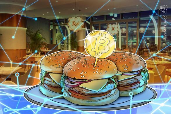 رستوران زنجیره ای مستقر در کانادا تمام دارایی ذخیره خود را به بیت کوین (BTC) تبدیل می کند