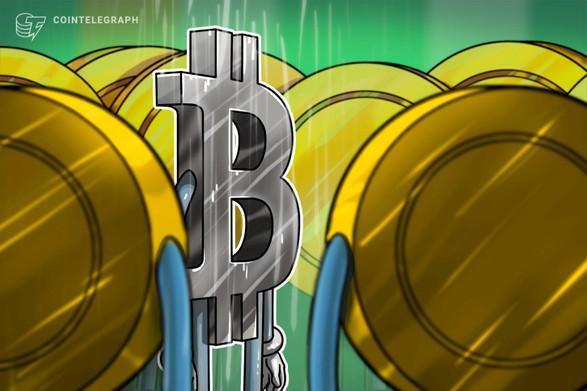 سقوط قیمت بیت کوین (Bitcoin) به کمتر از 10000 دلار موجب کاهش 653 میلیون دلاری قراردادهای باز شده است که بیشترین میزان افت از ماه مارس است