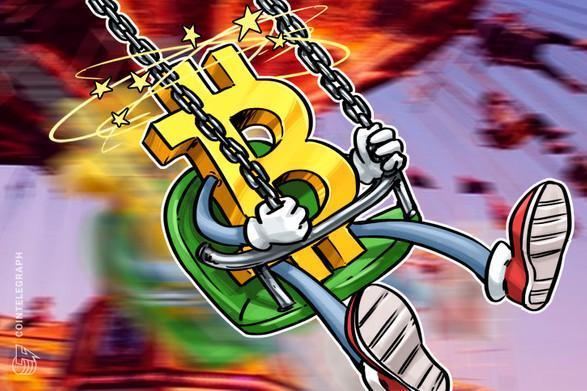 آیا ممکن است بیت کوین (Bitcoin) مجددا به کمتر از 10000 دلار سقوط کند؟ پاسخ این سوال می تواند در نمودار ترون نهفته باشد