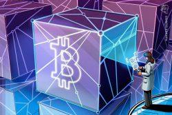 افزایش بیت کوین (Bitcoin) های قفل شده در بخش دیفای (DeFi) طی هفته گذشته