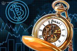 بازار آتی بیت کوین (Bitcoin) در اکسچنج بکت (Bakkt) رکورد حجم معاملات روزانه را با رشد 36 درصدی شکست