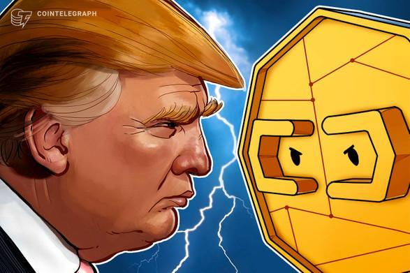 مخالفت با دونالد ترامپ در بازارهای پیش بینی مبتنی بر ارز دیجیتال پس از اولین مناظره ریاست جمهوری امریکا