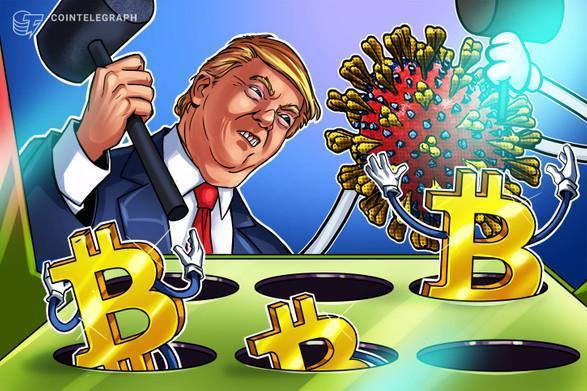 ترامپ ، نقاط قیمتی و ویروس کرونا : 5 عامل تاثیرگذار بر قیمت بیت کوین (Bitcoin) طی این هفته