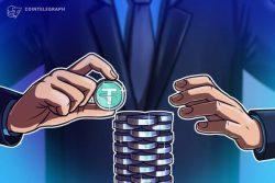 طبق گزارش بلومبرگ ارزش بازار تتر (Tether) می تواند تا سال آینده از اتریوم (Ethereum) فراتر رود