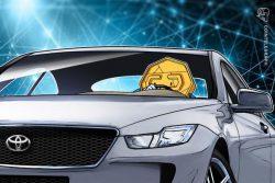 بخش فناوری اطلاعات شرکت خودروسازی تویوتا طرح آزمایشی توکن دیجیتال خود را با همکاری یک اکسچنج کریپتو آغاز می کند