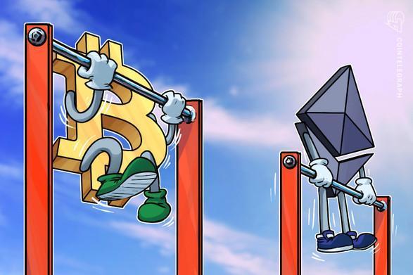 با وجود افزایش 198 درصدی کارمزد های بیت کوین (Bitcoin) ، اتریوم (Ethereum) همچنان سودآورتر است