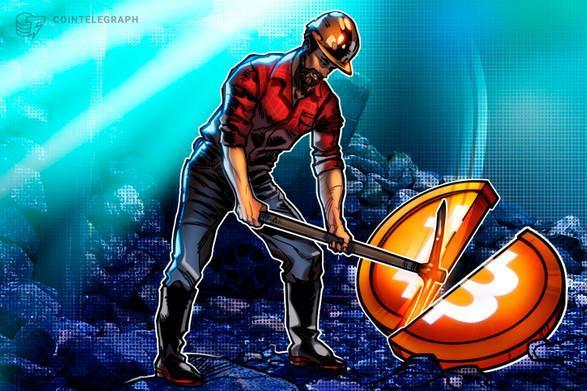 درآمد ماینرهای بیت کوین (Bitcoin) به سطوح قبل از هالوینگ رسیده است