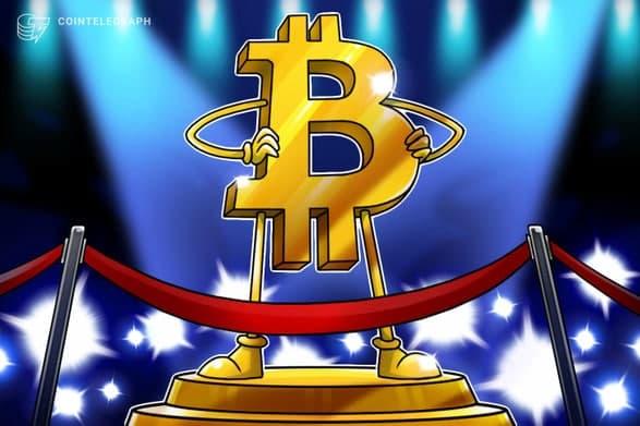 قیمت بیت کوین (Bitcoin) در طول تاریخ فقط 12 روز بالاتر از سطح فعلی بوده است
