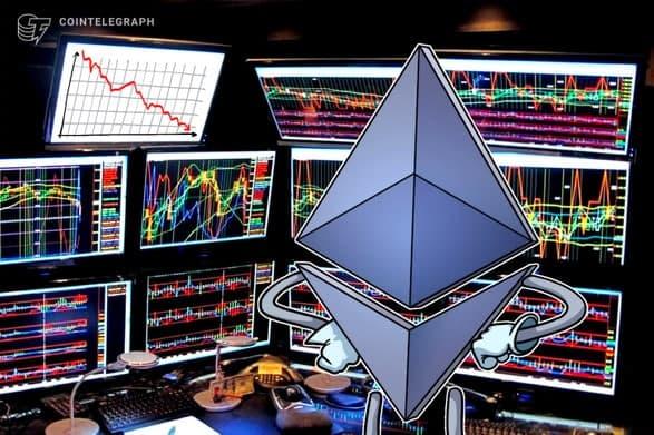 داده های بازار قراردادهای اختیار نشان می دهد قیمت اتریوم (Ethereum) به 560 دلار نمی رسد