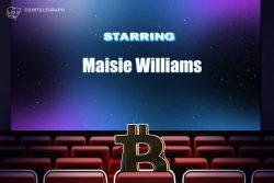 میسی ویلیامز بازیگر سریال بازی تاج وتخت در صدد خرید بیت کوین (Bitcoin)