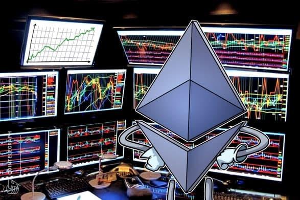 احتمال آغاز روند صعودی پارابولیکی پس از دستیابی قیمت اتریوم (Ethereum ) به 547 دلار