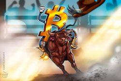 صعود چشمگیر قیمت بیت کوین (Bitcoin) ، آلت کوین ها و شاخص داو جونز