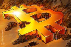 همزمان با ثبات قیمت بیت کوین (Bitcoin) بالای 18000 دلار ، سختی ماینینگ به بالاترین سطح خود نزدیک شد