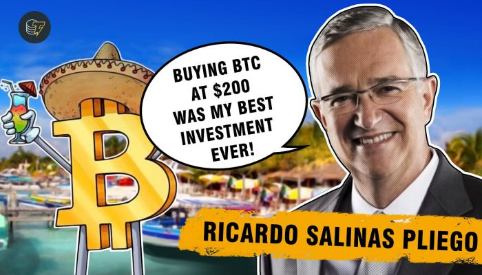 دومین فرد ثروتمند مکزیک می گوید بیت کوین (Bitcoin) بهترین سرمایه گذاری وی بوده است