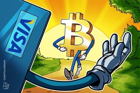 ارزش بازار بیت کوین (Bitcoin) پس از صعود قیمت به 25،000 دلار ، از ویزا (Visa) فراتر رفت