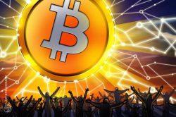 قیمت بیت کوین (Bitcoin) به سطح 30000 دلاری نزدیک تر شده است