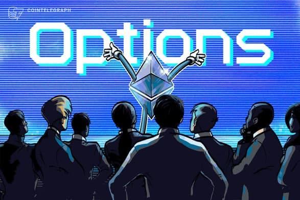 معامله گران قراردادهای اختیار اتریوم (Ethereum) پیش بینی می کنند قیمت اتر (ETH) به 880 دلار برسد