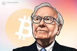 ارزش بازار بیت کوین (Bitcoin) از شرکت برکشایر هاتاوی (Berkshire Hathaway) فراتر رفته است