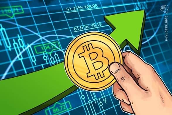 بیت کوین (Bitcoin) به بیش از 33.000 دلار رسید؛ تاثیر فعالیت گسترده خریداران بر صعود قیمت