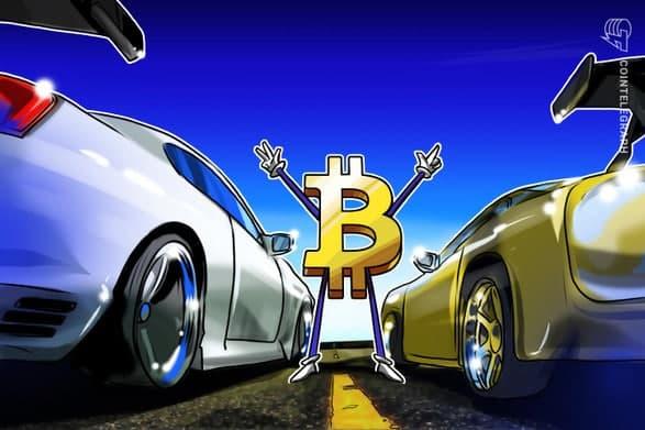 اکنون با یک بیت کوین (Bitcoin) به قیمت 34.000 دلار می توان یک خودروی تسلا خرید