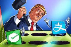 ترامپ دستور ممنوعیت استفاده از برنامه های پرداخت چینی ، از جمله علی پی و وی چت پی در امریکا را صادر کرده است