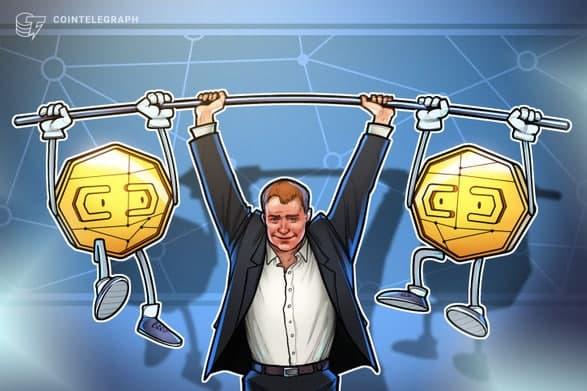 صعود آوی (Aave) و چین لینک (Chainlink) به رکورد تاریخی جدید و تلاش بیت کوین (Bitcoin) برای حفظ سطح 32.000 دلاری