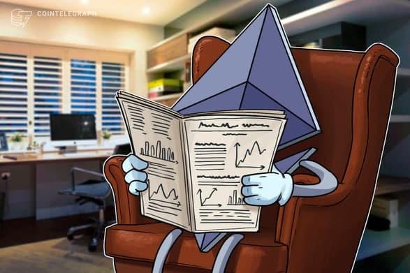 ارزش بازار تحقق یافته اتریوم (Ethereum) به بالاترین سطح خود رسید