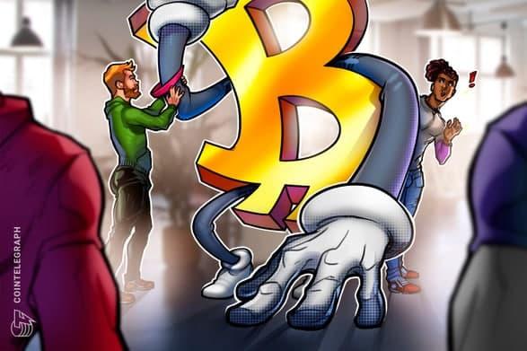 بیت کوین های تحت اختیار شرکت های سهامی عام طی 12 ماه 400 درصد افزایش یافته و به 3.6 میلیارد دلار رسیده است