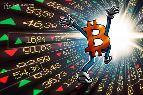 روند قیمت بیت کوین (Bitcoin) پس از جهش اخیر تحت تاثیر اقدام ایلان ماسک