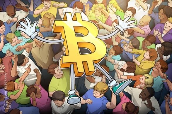 22.3 میلیون آدرس بیت کوین (Bitcoin) در ماه ژانویه فعال بودند