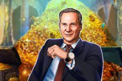 """پیتر شیف :""""بیت کوین می تواند به 100000 دلار برسد اما در نهایت به صفر خواهد رسید"""""""